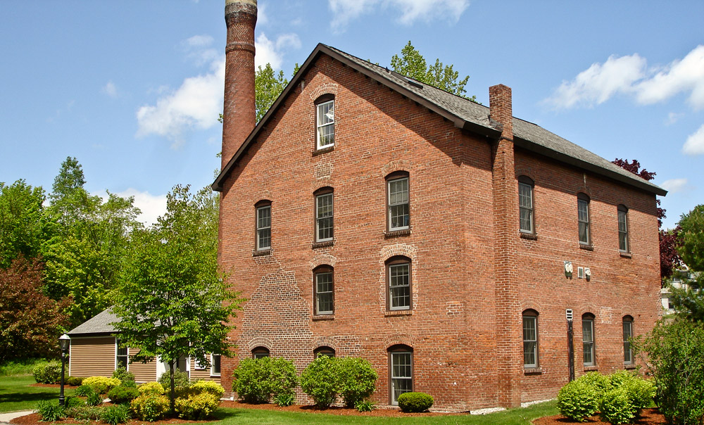 Affolter Gannon Law Office in the historic Kiln Building